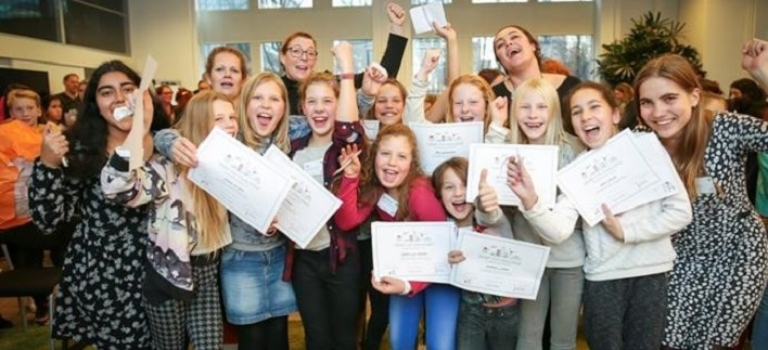 Slimme speeltuinen - smart city girls